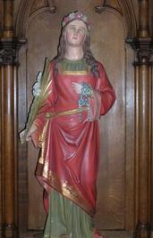 C'est arrivé un jour Statue_sainte_Honorine171